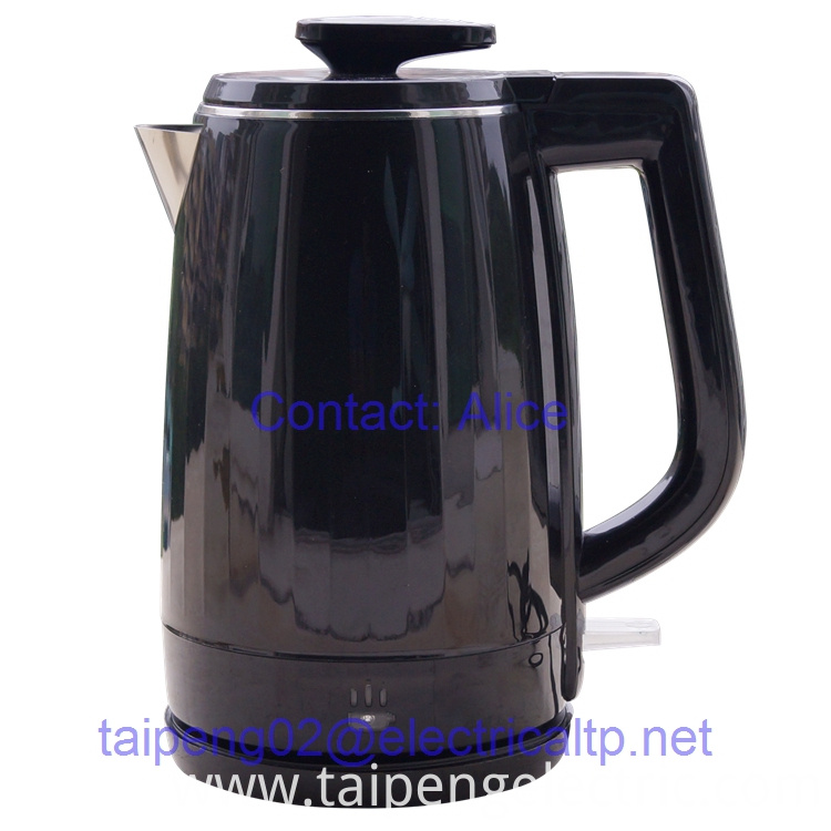 Colorful Plastic Electric Kettle