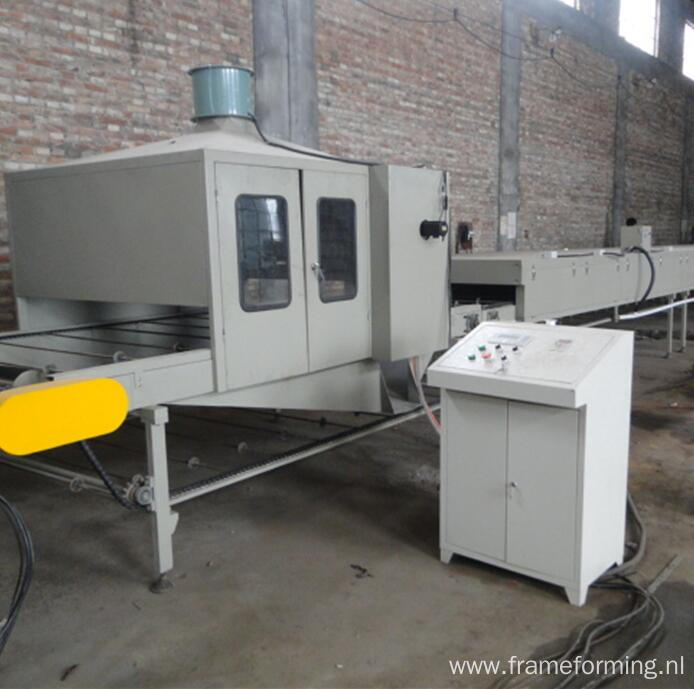 stone coated roofing tile production line China