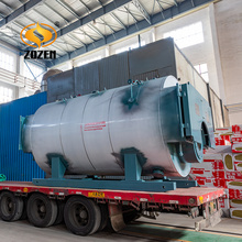 Steam boiler 340hp for pharmaetutical factory