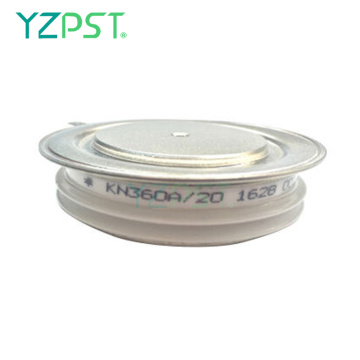 Optimized for low dynamic losses thyristor RCT 2000V