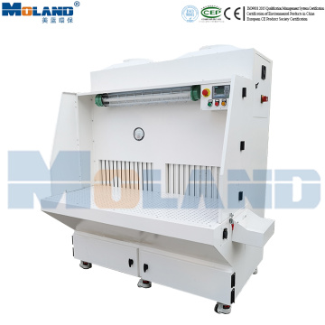 Grinding and Dedusting Workbench Dust Suction Grinding Table