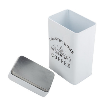 Set 3 Metal Kitchen Canister Set