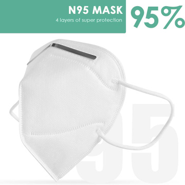 CE FDA Certified N95 Medical Face Mask