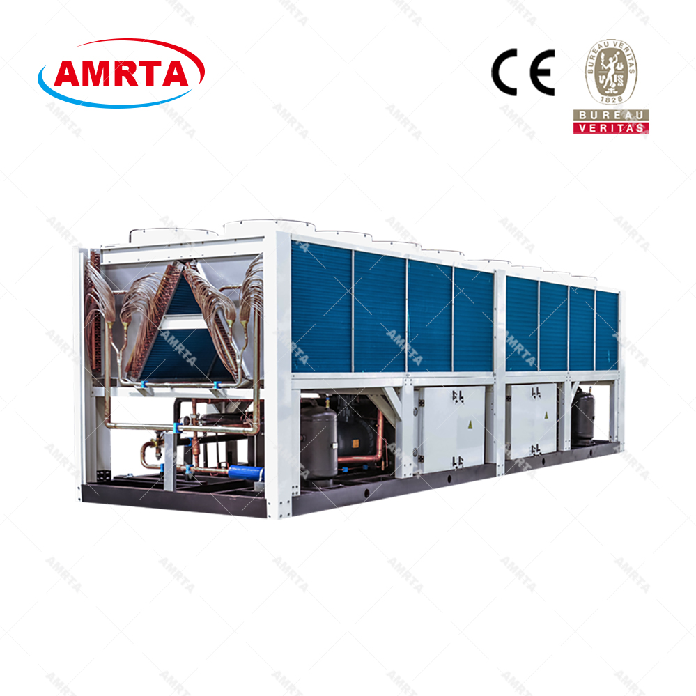 Plastics Extrusion and Injection Mold Cooling Chiller