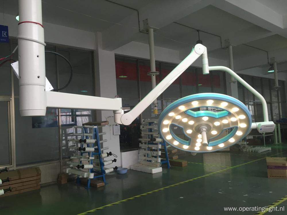 Hollow type Creled5700 led surgical light