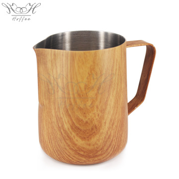 Unique Food Grade Milk Frothing Pitcher Espresso Cup
