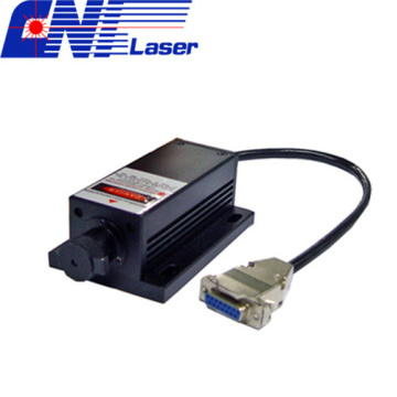 Modulated Single Frequency Laser