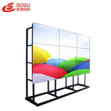 55inch 1.7mm Samsung lcd advertising splicing video wall