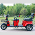 Recreational Electric Tricycle for Elderly