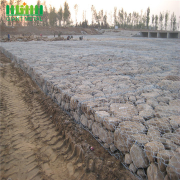 Anping Best Price Galvanized Welded Gabion Box