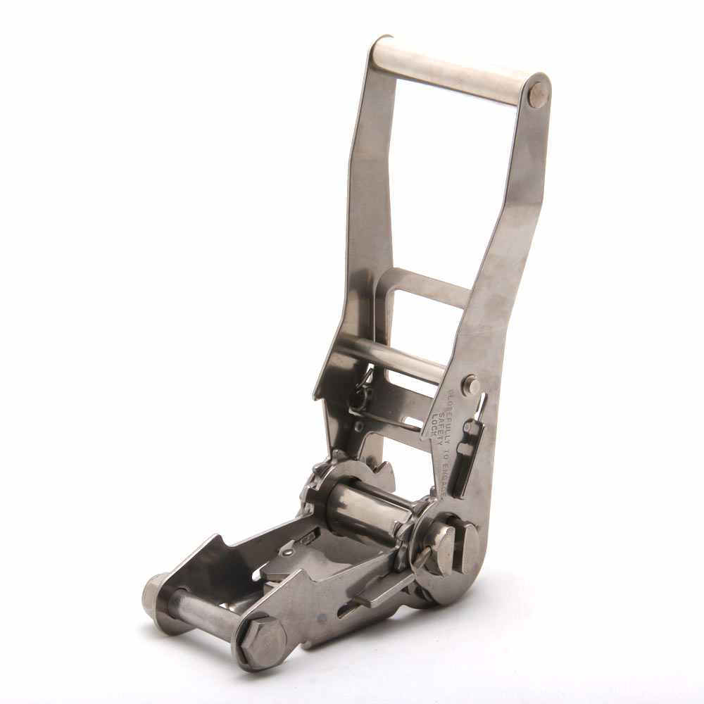 50MM Long Handle SS304 Ratchet Buckle