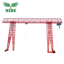 Truss Type Single Girder Electric Hoist Gantry Crane
