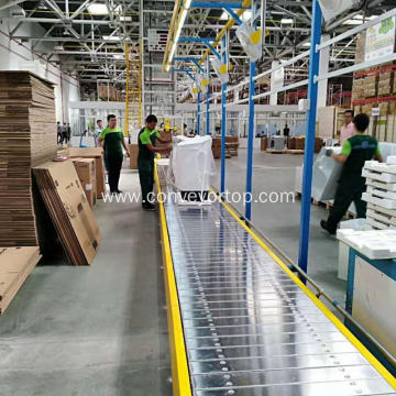 Customized Washing Machine Belt Conveyor Assembly Line