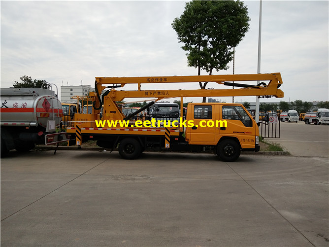 Telescopic Aerial Lift Truck