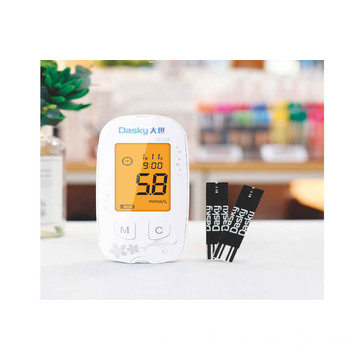 Blood Glucose Meter How Blood Glucose Meter Works