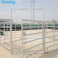 Factory Galvanized Metal Pipe Livestock Horse Fence Panels
