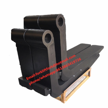forklift attachments fork for loading 1.5t-45t