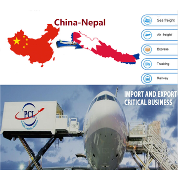 air freight move from CHN to Nepal service