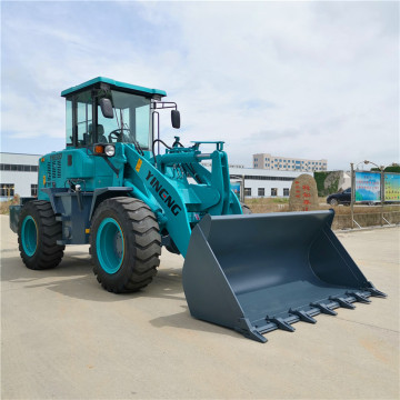 2 Ton  Small Wheel Loader CE Proved