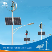 DELIGHT DE-WS05 Windmill Solar System LED Street Light