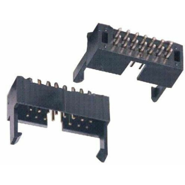 2,54mm Pitch Box Header Connector zuzen