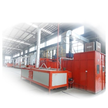 Non-stick Coating Equipment paint spraying line