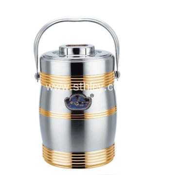 Unique Design Stainless Steel Food Container