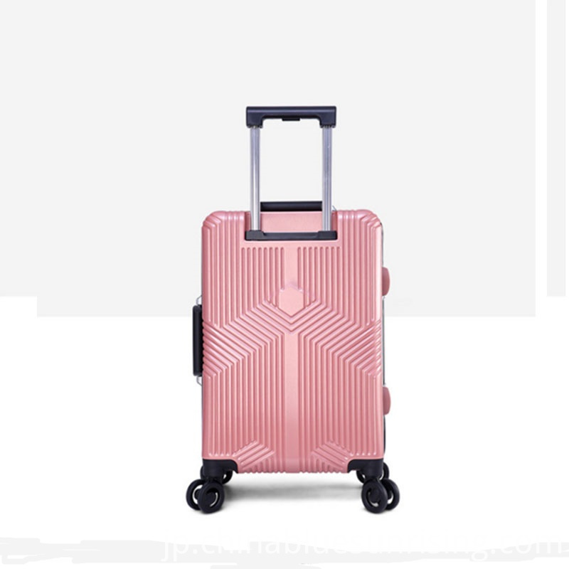 Customized design new fashion luggage