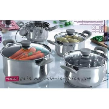 Single Cookware Set with 5 Step