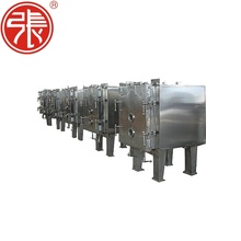 Industrial Hot Air Circulating Electric Vacuum Tray Dryer