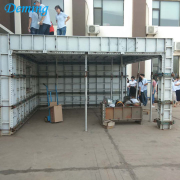 Factory Heavy Duty Steel Concrete Aluminium Formwork