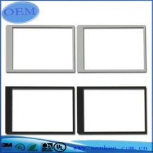 Plastic light diffuser sheet for led panel lighting