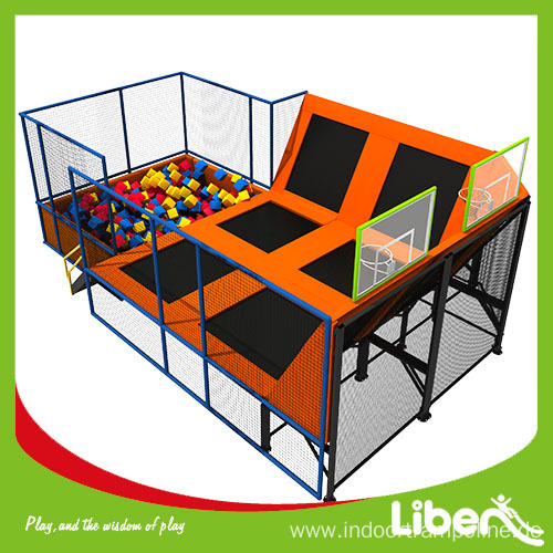 cheap toddler trampoline with net