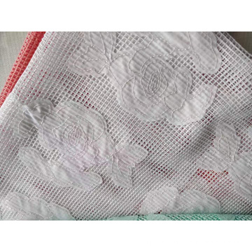Polyester Laser Mesh Embroidery for Woman Dress