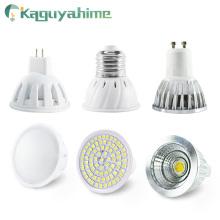 Kaguyahime 220V E27 MR16 GU10 LED Spotlight Bulb AC 240V Bombillas LED Lamp Spot Light SMD2835 Lampara High Bright Decor Home