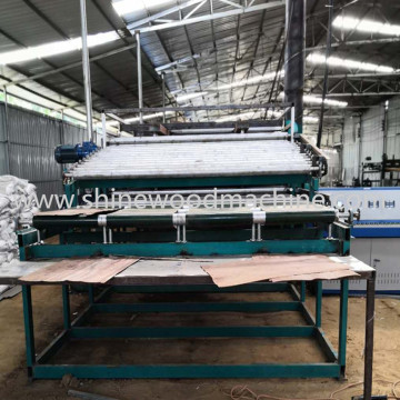 Roller Veneer Dryer Line for Sale