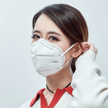 Factory Sale Foldable Face KN95 Respirator KN95