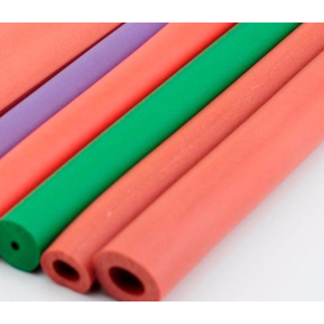 High Temperature Fireproof Sponge Foam Silicone Rubber Strip