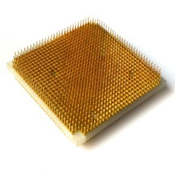 2.54x2.54mm Machined PGA Pin Grid Array Sockets Connector