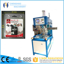 Turntable PVC Welding Machine With Manipulator