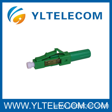FTTH Fiber Optical LC/APC SM Fast Connectors