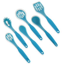 Heat resistant Silicone Kitchen Cookware Utensil Set