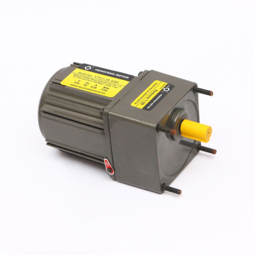 LOW RPM 25W Small AC Gear Motor