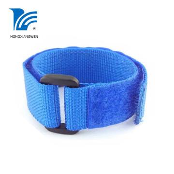 I-Straw Reuckable Hook Loop Buckle Strap
