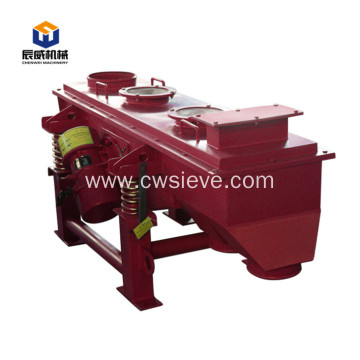 linear mechanical sand sifting machine