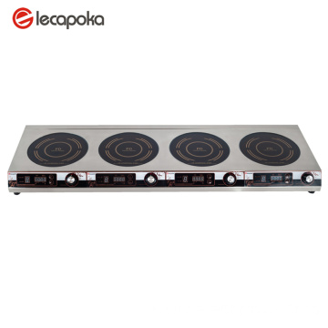 4 Burner Induction Cooker