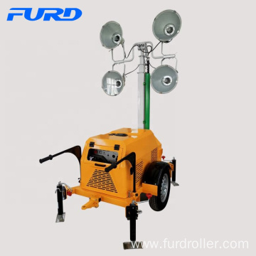 Cheap Price Trailer Construction Light Tower