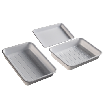disposable sterile thermoforming PET blister tray