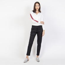 Simple Summer Fashionable Women Pants High Waist