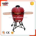Factory price ceramic popular outdoor pizza ovens